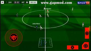 menjadi game sepakbola mod terbaru diawal tahun  FTS Mod FTP 2019 World Cup CR7 in Juventus by PH