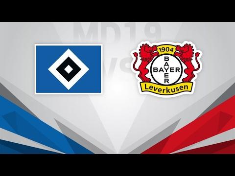 Hamburger SV vs Bayer Leverkusen Highlights & Full Match 17 February 2018