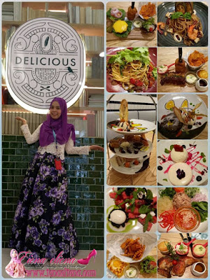 Berbuka Puasa di Delicious Cafe, 1Utama Shopping Centre
