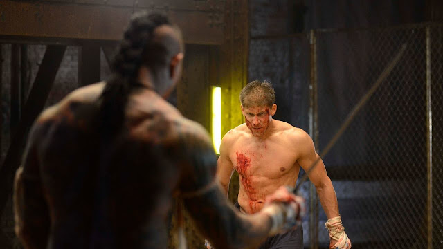 "Veja Jean-Claude Van Damme e Dave Bautista no trailer de ""Kickboxer: Vengeance"""