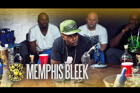 Memphis Bleek Appears On Drink Champs