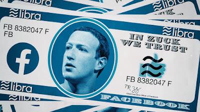 Facebook libra Crypto is to Control global economy