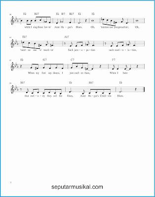 aunt hagar's blues 2 lagu jazz standar