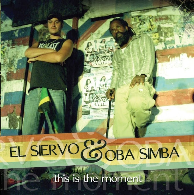 El Siervo y Oba Simba presentan; This is the moment (Album) | 2015 | España