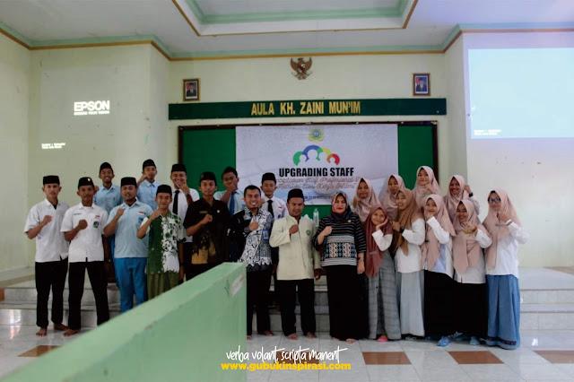 Panji Pelopor, Organisasi Pesantren, Sarana Pengabdian Santri - Barokah, dari Kegiatan Sekolah Sampai Kegiatan Pesantren