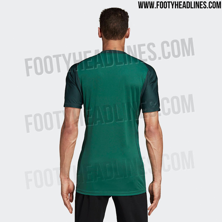 the best attitude ef14d c8151 No More Buffon?! Juventus 18-19 Goalkeeper Kit Leaked ...