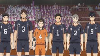 ハイキュー!! アニメ 3期3話   Karasuno vs Shiratorizawa   HAIKYU!! Season3