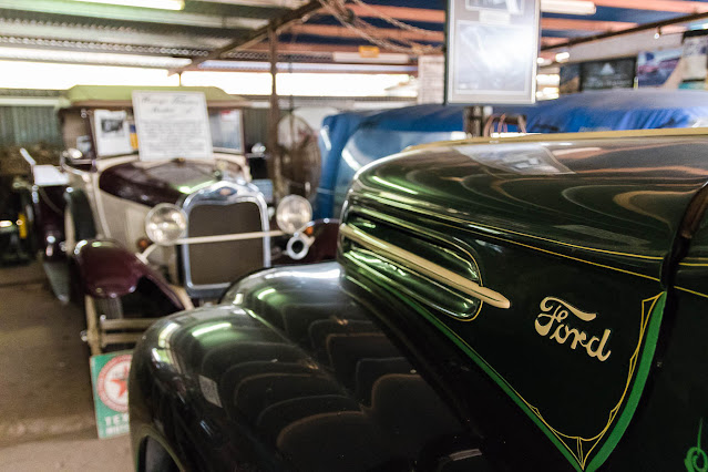 Ford Museum Chillagoe