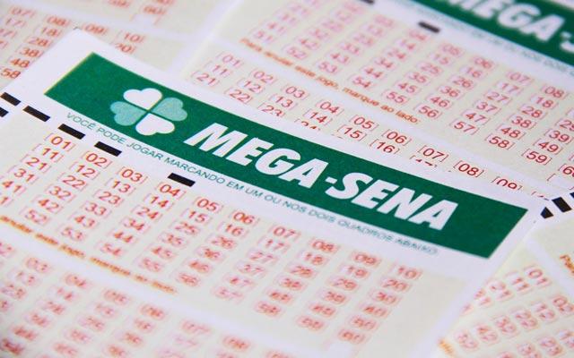 Uma única aposta ganha prêmio de R$ 289 milhões da Mega-Sena