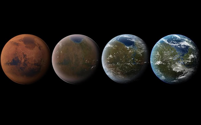 Biz Başka Gezegen'den Geldik !
