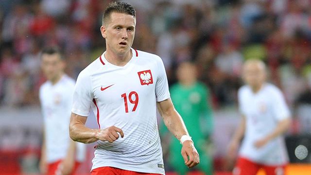 Resmi Piotr Zielinski Gabung ke Napoli dari Udinese