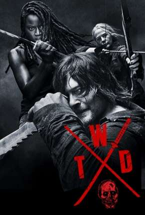 The Walking Dead – 10ª Temporada Torrent – 2019 Dual Áudio / Legendado 720p – Baixar