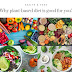 Why plant-based diet is good for you?