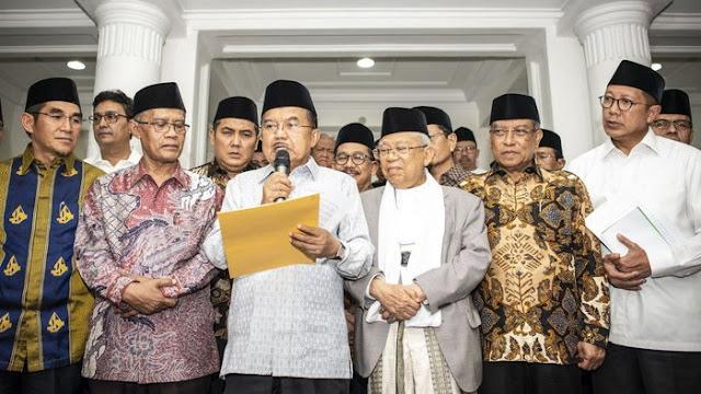 JK Bahas Pembakaran Bendera Tauhid, tapi GNPF & FPI Tak Diundang