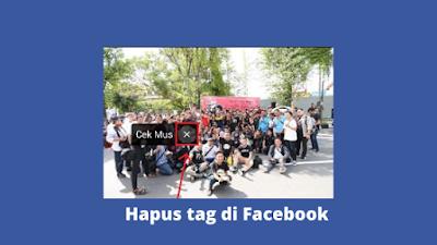 Cara Menghapus Foto Yang Ditandai Di Facebook