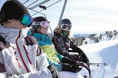 Columbia ile Kış Sporlarının Keyfini Çıkarın!