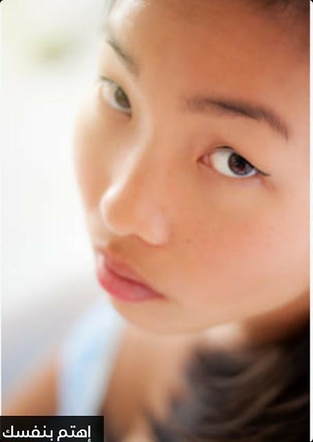 لمذا عيون الآسيويين ضيقة