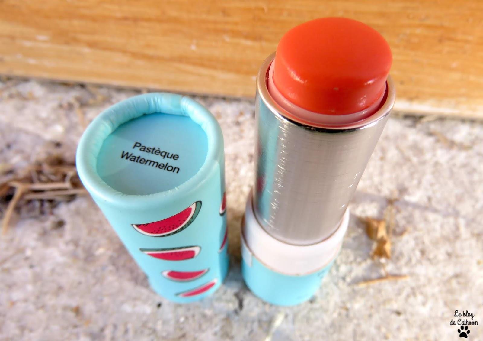 Baume Lèvres Pastèque - Sephora