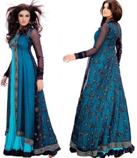 862ba5266a77 It is aforementioned that fashion and trends repeat themselves once a  amount. once we take a glance at the trends of Pakistani dresses and their  designs