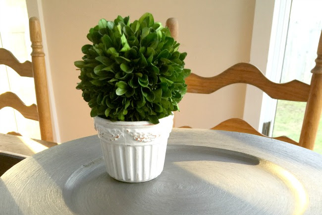 How to Create a Pedestal Dish from Thrift Store Finds