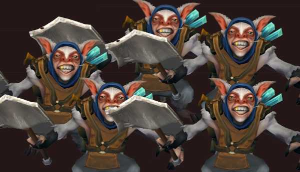 Meepo - Dota 2 Game