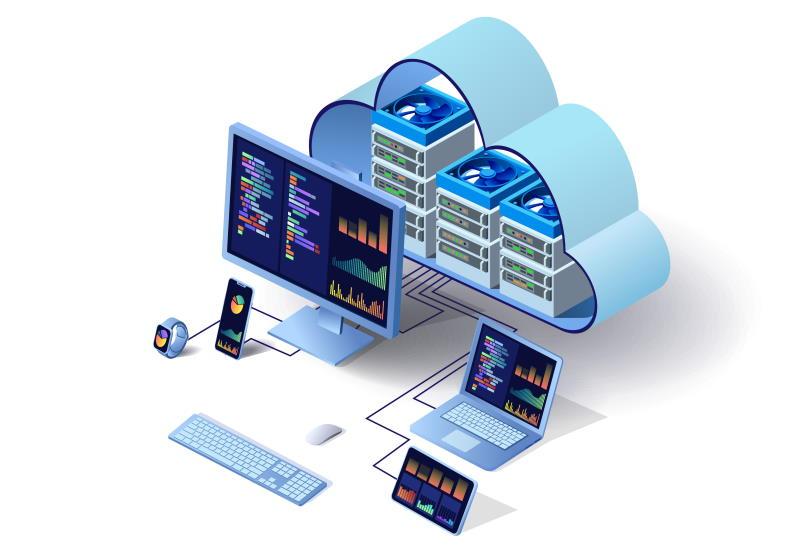 Cómputo en la nube licencia Adobe Stock