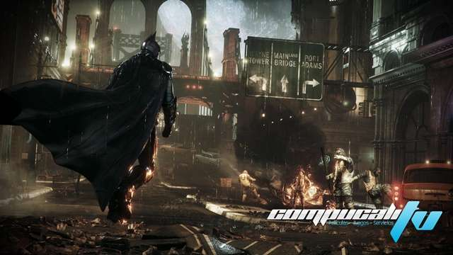 Batman Arkham Knight PC Full Español