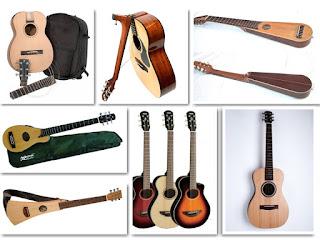 гитары для путешествий