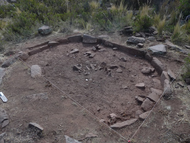 Abandoned Andean hillfort town reveals incredible speed of Inca invasion