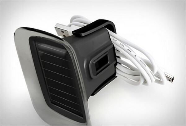 Ray - Solar Powered Charger