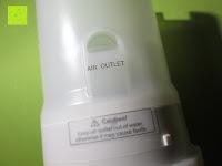 Zersträuber: Aiho 50ml USB Auto Aroma Diffuser Mini AD-P3 Aromatherapie Ätherische Öl Ultraschall Luftbefeuchter Humidifier