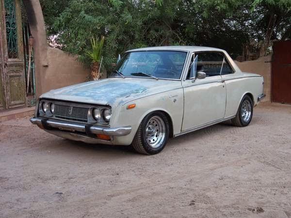 1970 Toyota Corona 2 Door | Auto Restorationice
