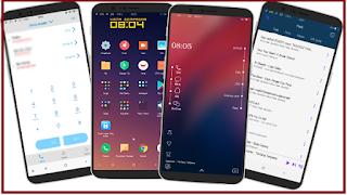 Tema Oppo MUI 10 Untuk Oppo A83, F5, F7, A3S, A3, dan Realme