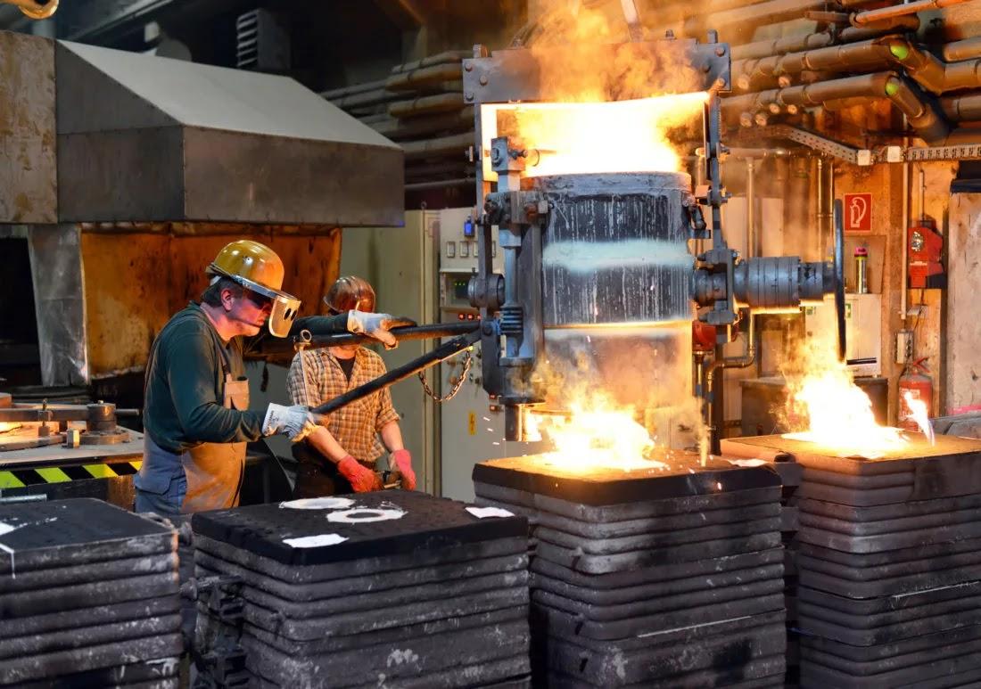 Работники занятые на вредных условиях труда