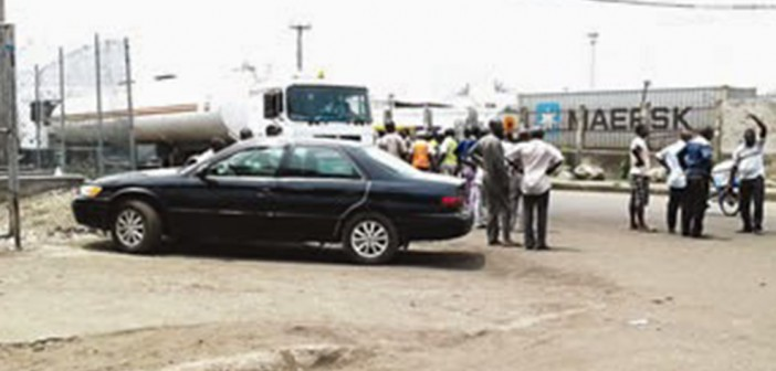 fuel tanker crushed conductor to death