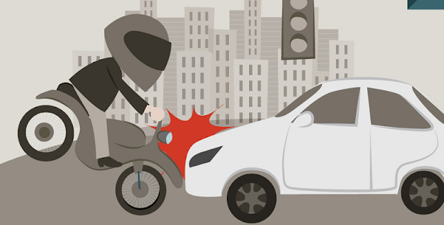 How Dangerous Are Motorcycles  #infographic