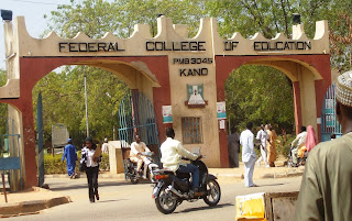 FCE Kano Freshers Orientation Exercise Programme of Events - 2017/2018