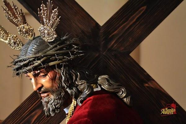 El Cerro del Águila  bendecirá el paso de Nuestro Padre Jesús de la Humildad el próximo 7 de abril, en una Función Extraordinaria