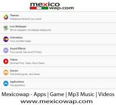 How to Download Mexicowap Free Mp3 Songs | Games | Apps | Videos from www.mexicowap.com