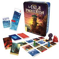 la isla prohibida joc de taula