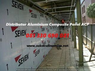 ACP Seven Sidoarjo,Jual Aluminium Composite Panel ACP Seven Sidoarjo Harga Murah Langsung Distributor Toko