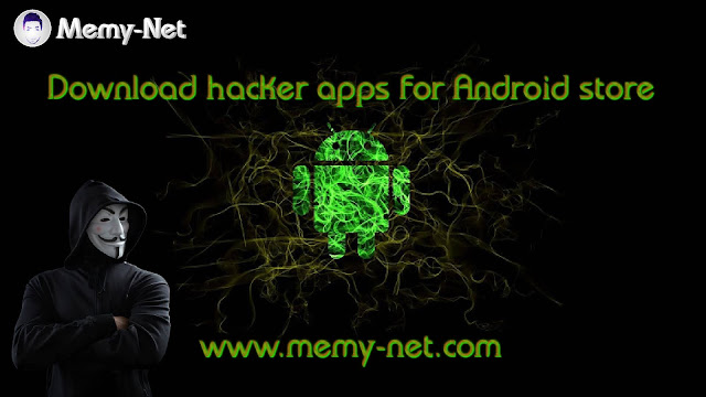 Download hacker apps for Android store