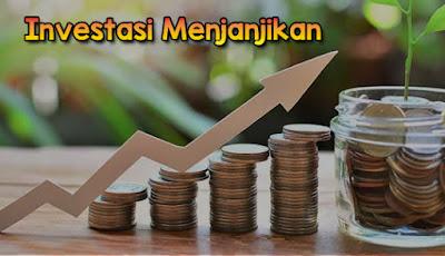 Bisnis Investasi yang Menjanjikan dan Menguntungkan