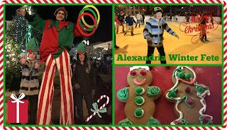 LOUISIANA LIFE: Alexandria Winter Fete – Vlogmas Episode #2