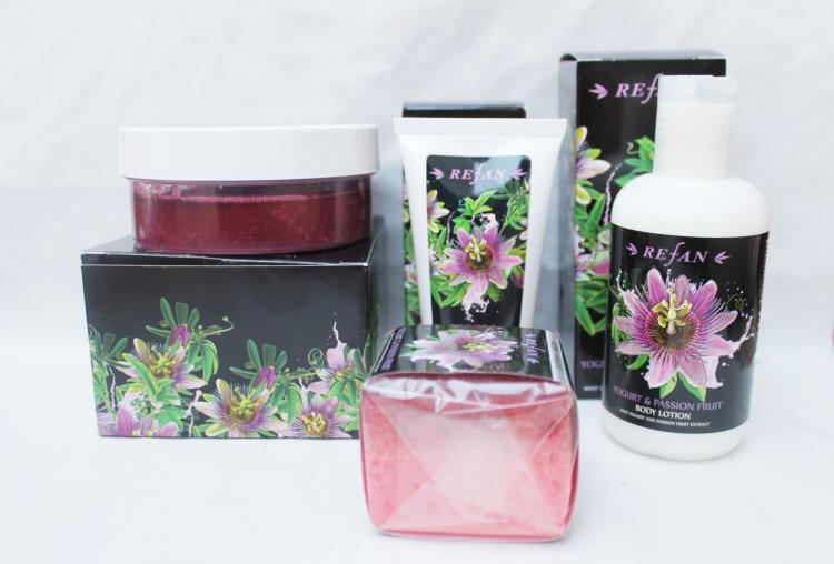 cosmetica con olor a gominolas refan