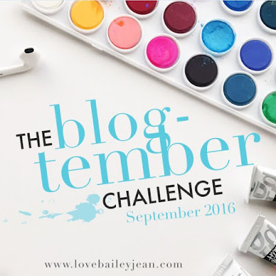 Blogtember day Seven