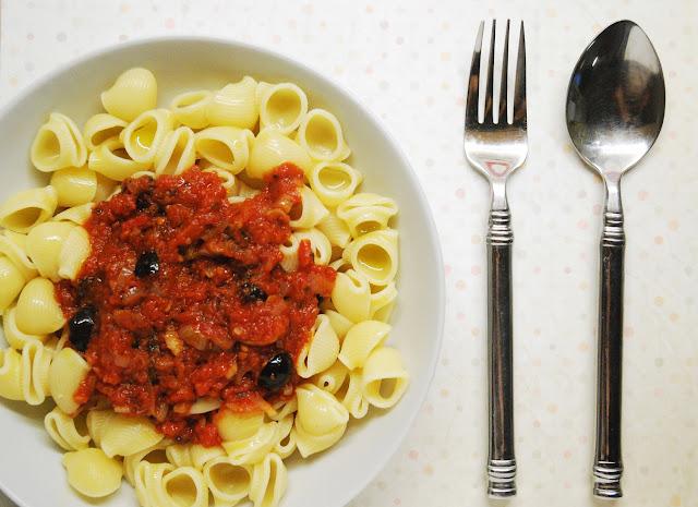Succulente sauce tomate pour pâtes