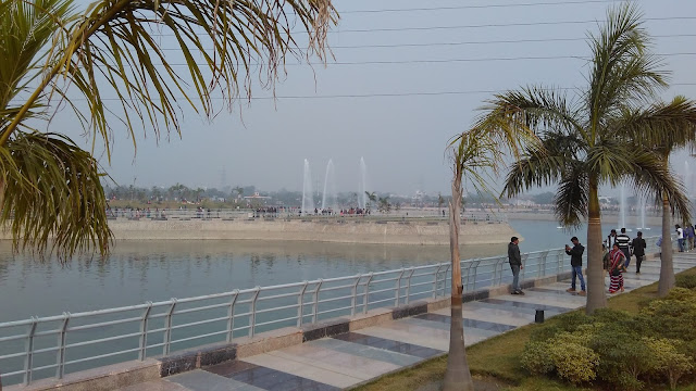 lakes in lucknow