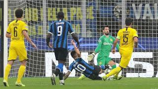 Highlight: Inter Milan Down Dortmund for Vital Win
