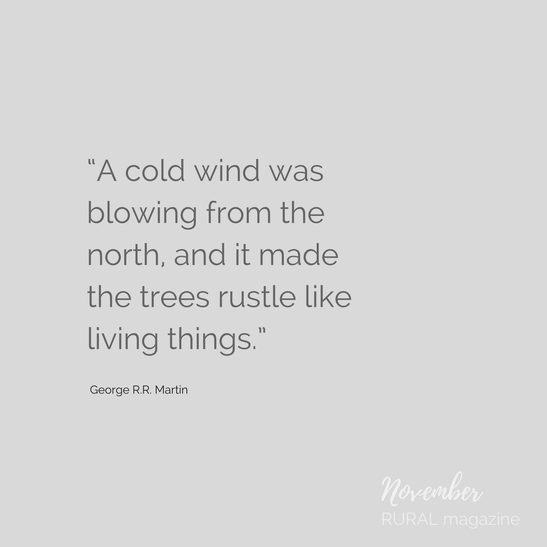 Magazine Quotes Wintery Quotes Make The Season That Much Nicer